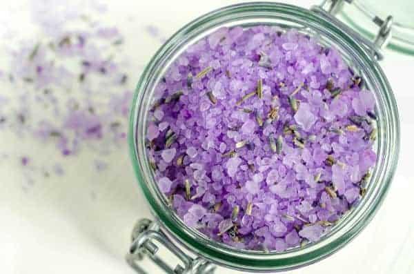 Quirky Inspired DIY Bath Salts