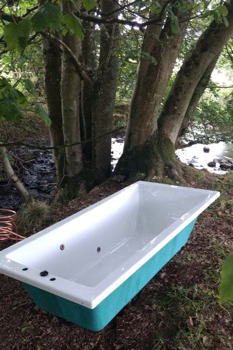 Wood-Fired Outdoor Bath 6 Steps (with Pictures) – Instructables