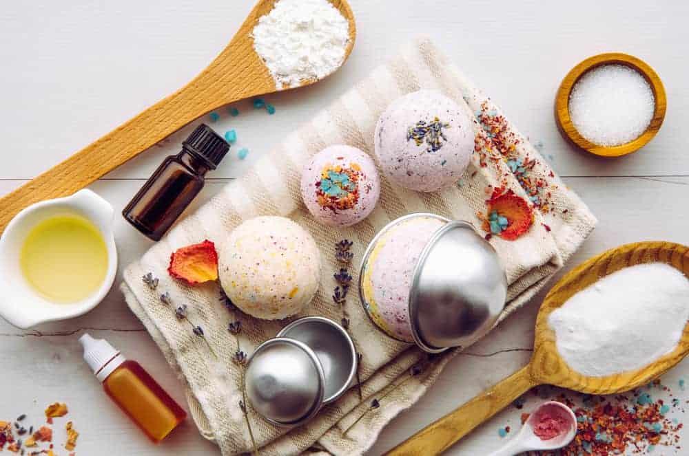 33 Easy Homemade Bath Fizzies Recipes