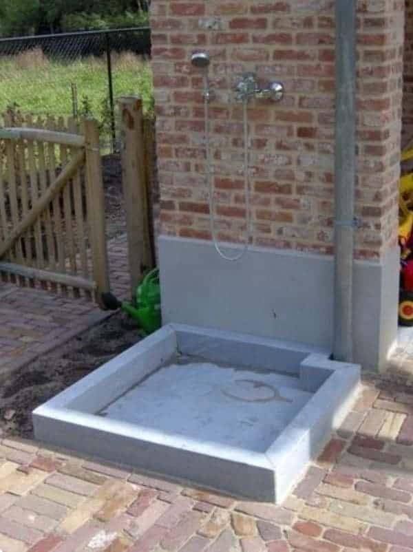 DIY Dog Wash Station
