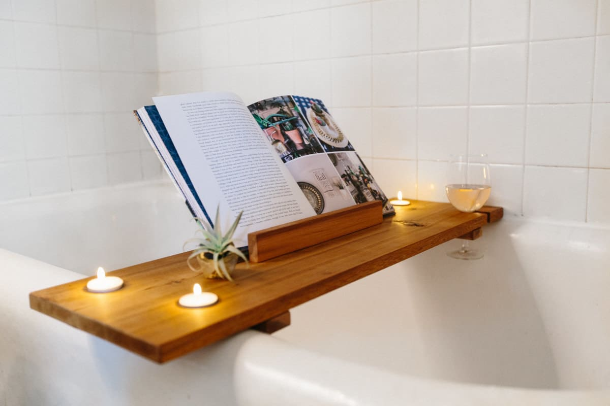 Dunn DIY Bath Tray