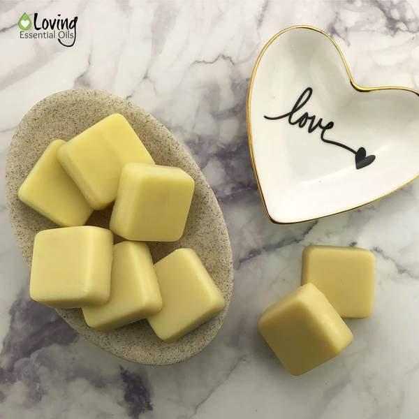 Loving Essentials Lemon Bath Melts