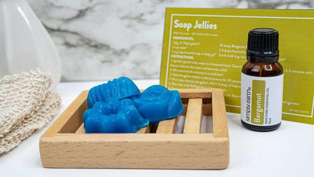 Squishy Soap Jelly DIY