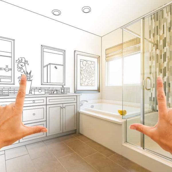 23 Master Bathroom Layouts – Master Bath Floor Plans