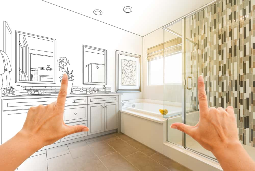 23 Master Bathroom Layouts - Master Bath Floor Plans