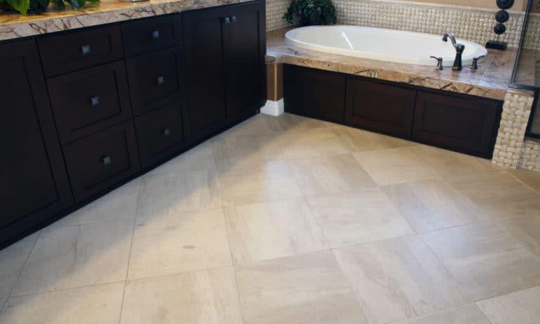 6 Best Non-Slip Bathroom Flooring Options