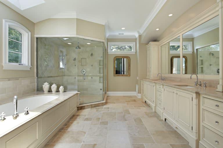 9 Best Tiles for Bathroom Floors
