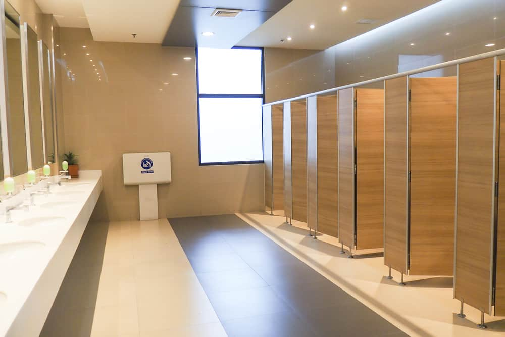 9 Reasons Why Bathroom Stalls Don't Go to the Floor