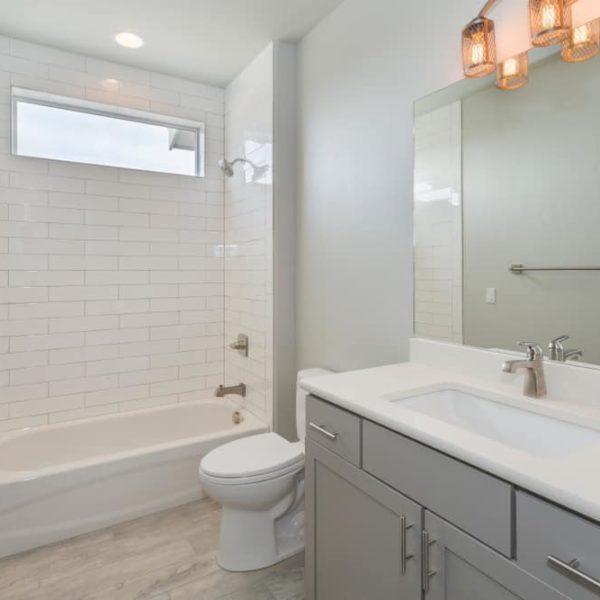Bathroom Dimensions: Height, Toilet Room, Bathtub & Shower