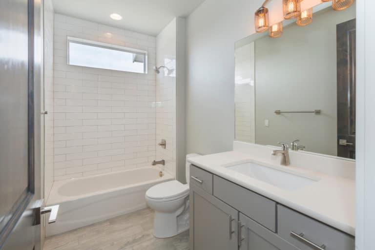 Bathroom Dimensions Height, Toilet Room, Bathtub & Shower