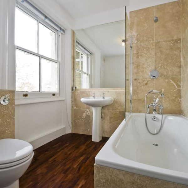 Can You Use Laminate Flooring In a Bathroom? (Pros & Cons)