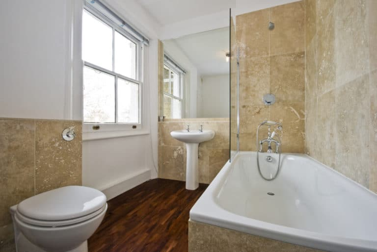 Can You Use Laminate Flooring In a Bathroom (Pros & Cons)