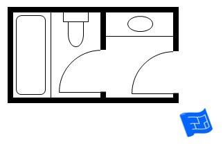 Create a sink lobby