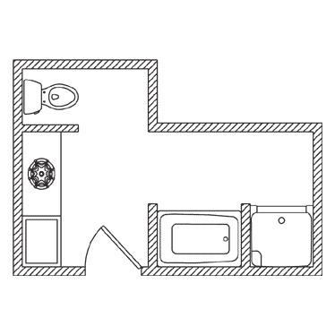 Handling a windowless space