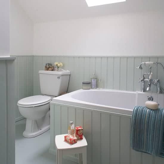 Matching bath panel