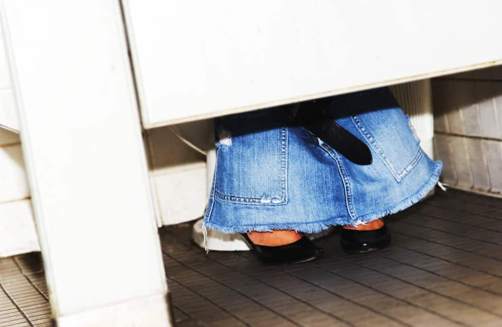 Spotting a Vacant Stall