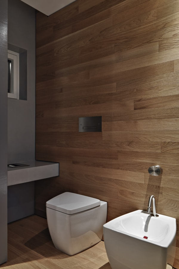 The case for wood paneling